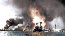 Útok na Pearl Harbor v barvách
