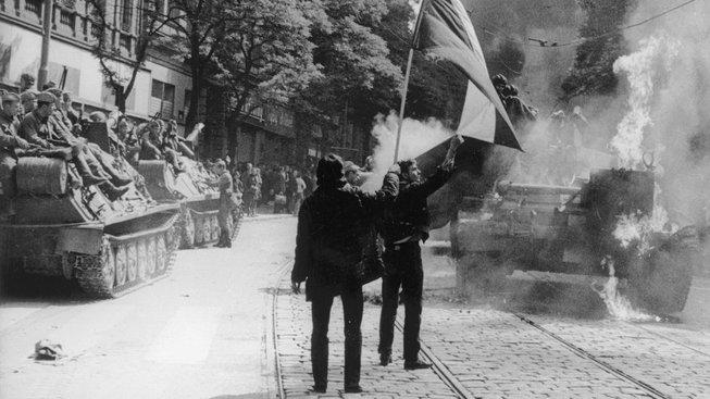 Invaze vojsk Varšavské smlouvy do Československa v srpnu 1968