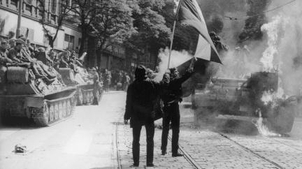 Den obětí sovětské okupace je ruským komunistům trnem v oku