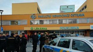 Fakultní nemocnici Ostrava