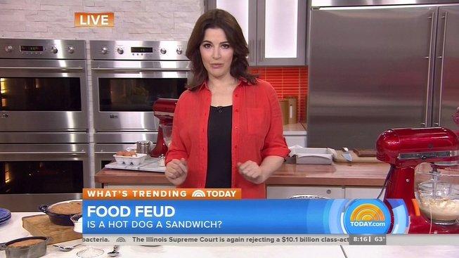 Kuchařské show Nigelly Lawsonové lidé nesledují jen kvůli vaření, ale i kvůli jejímu šarmu a osobotému vystupování