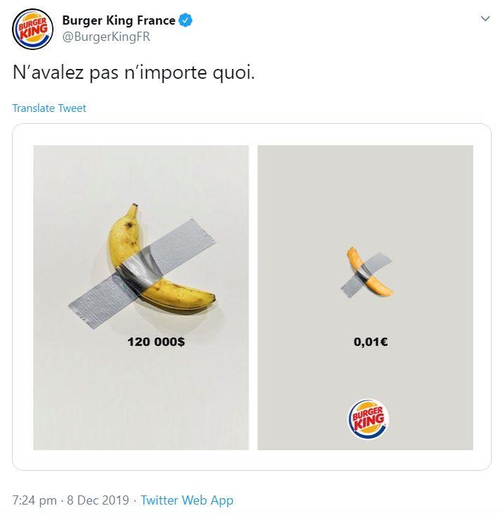 Banánový marketing