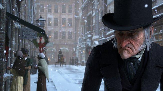 Dickensova Vánoční koleda