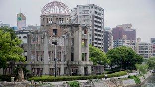 Atomový dóm v Hirošimě, dílo českého architekta Jana Letzela