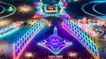 Ledový festival v Harbinu