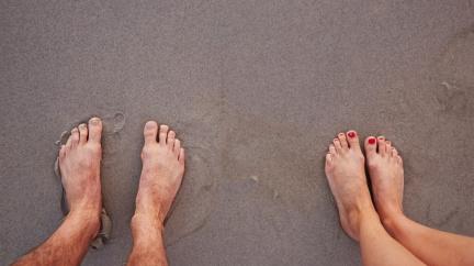 Péči o chodidla nepodceňujte, stojí na nich naše zdraví