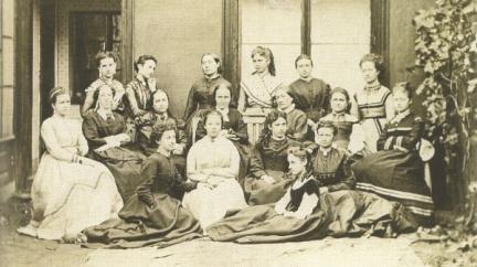 Emancipace v rukou Náprstka: Americký klub dam slaví 155 let