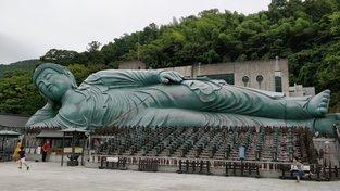 Fukuoka – vstupní brána do Japonska