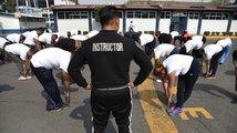 Mexičtí policisté hubnou