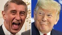 Donald už Česko trestá, a to jsme 'Google daň' ještě nezavedli