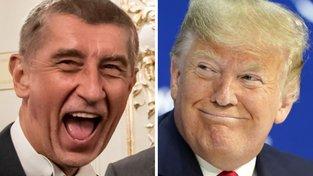 Andrej a Donald. Kdo se bude smát naposled?