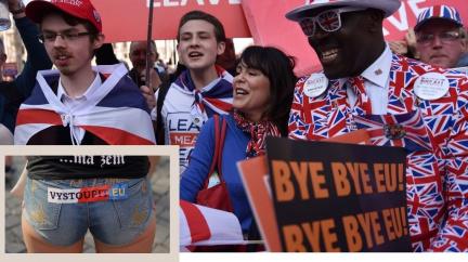 Komentář: Brexit a český odchod 'po anglicku'. Najdi rozdíly