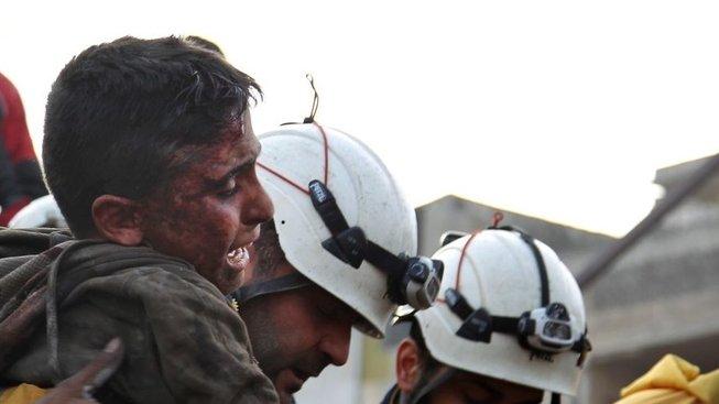 Syrský prezident Bašár Asad útoky zdůvodňuje potřebou očistit území od radikálních islamistů