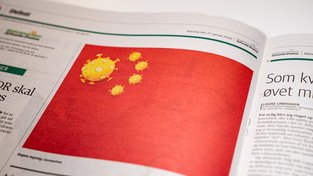 Dánský deník Jyllands-Posten a jeho parodie na čínskou vlajku