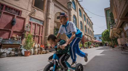 Čína láká turisty do Sin-ťiangu. Chce uklidnit svět a zakrýt perzekuci Ujgurů