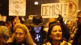 Lidé ze spolku Milion chvilek volají do boje a nehodlají se jen tak vzdát