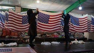 O hořlavé americké vlajky je v posledních letech výrazně větší zájem