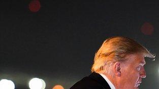 Vystrašilo moravské město šéfa Bílého domu?
