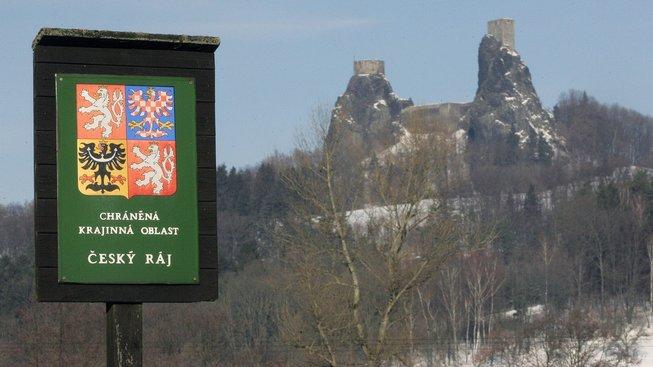 Trosky jsou symbolem Českého ráje