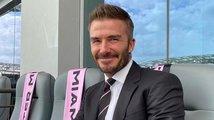 Velký Beckhamův sen: Hvězdný záložník má vlastní klub