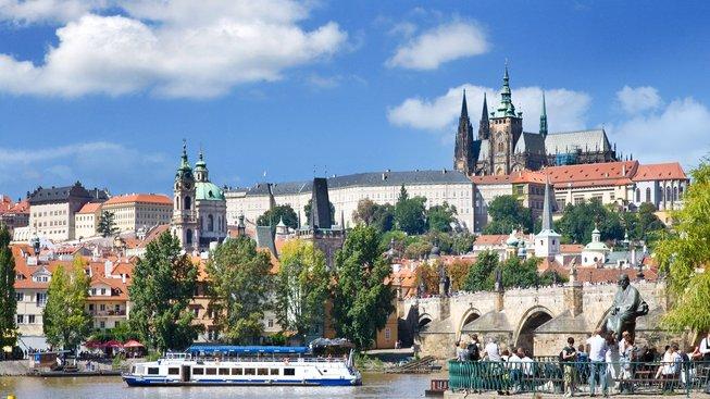 V Praze je blaze