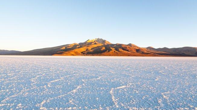 Salar de Uyuni – největší solné pláně na světě