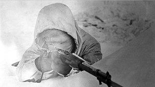 Simo Häyhä - Bílá smrt, finský hrdina, lovec rudoarmějců a jeden z nejlepších odstřelovačů všech dob