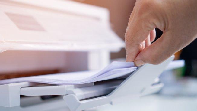 Provoz tiskárny: Několik tipů pro úsporný tisk