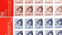 Královnu vyfotil na známky slavný rocker