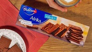 Sušenky Afrika od firmy Bahlsen vyvolaly pořádný poprask