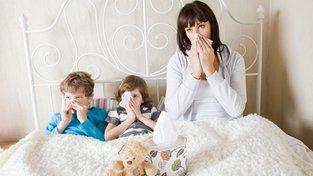 Hlavní je, aby se rodiče starali o své duševní a fyzické zdraví