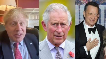 Bohatí a slavní nakažení koronavirem: Pozitivní test má princ Charles i britský premiér Boris Johnson