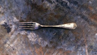 První vidličky používaly vládnoucí vrstvy na Středním východě a v Byzantské říši