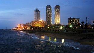 Poznejte LOTUS TOWER v Kolombu na Srí Lance