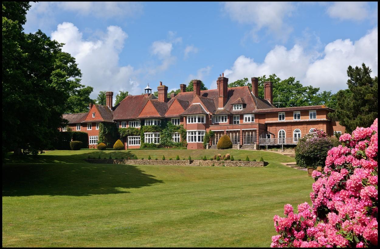 Panství zpěvačky Adele v Sussexu