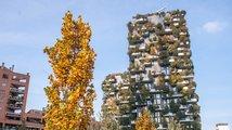 Vertikální zahrady ve městech