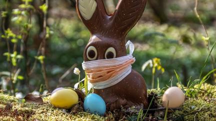 Co bylo dřív: Velikonoce, nebo vejce?