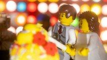 Lego svatba