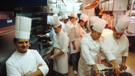 Proč mají kuchaři vysoké čepice