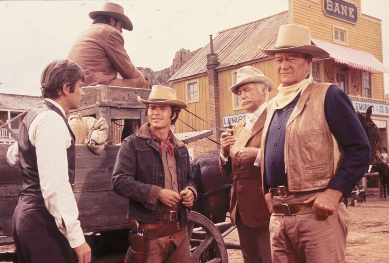 Kovbojové v akci
