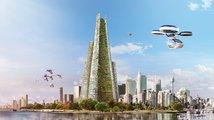 Plány na vertikální město