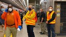 Metro v NY poprvé v historii nejezdí v noci