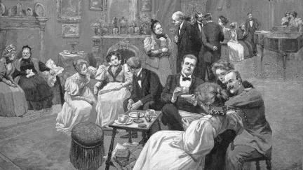 Kdy si Angličané zamilovali čaj?