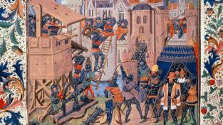 Anglické luky se uplatnily i během stoleté války