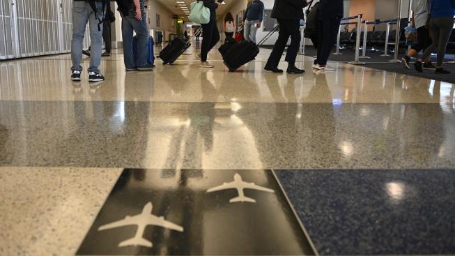 Letiště v Houstonu - ilustrační snímek