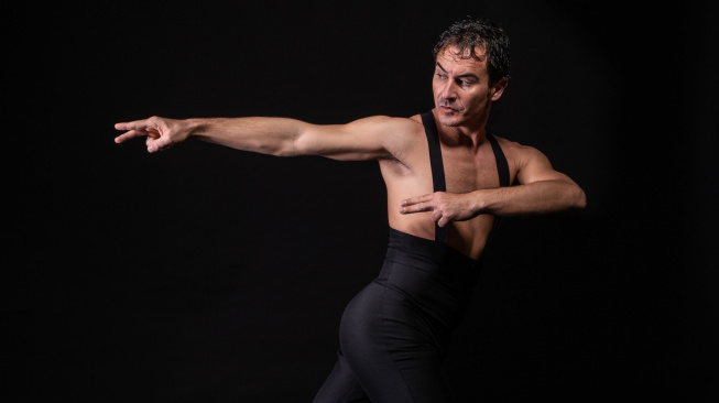 """""""Na tanec uprostřed pralesa se nedá zapomenout,"""" vzpomíná tanečník David Pérez"""