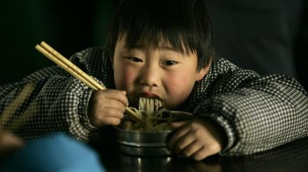 Proč Číňané jedí hůlkami