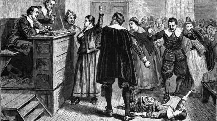 Co odstartovalo nejznámější hon na čarodějnice v Salemu?