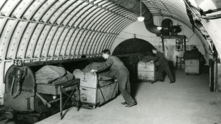 Britská královská pošta měla v letech 1927-2003 vlastní podzemní dráhu