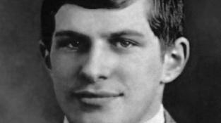 William James Sidis v Harvardské ročence při absolvování v roce 1914